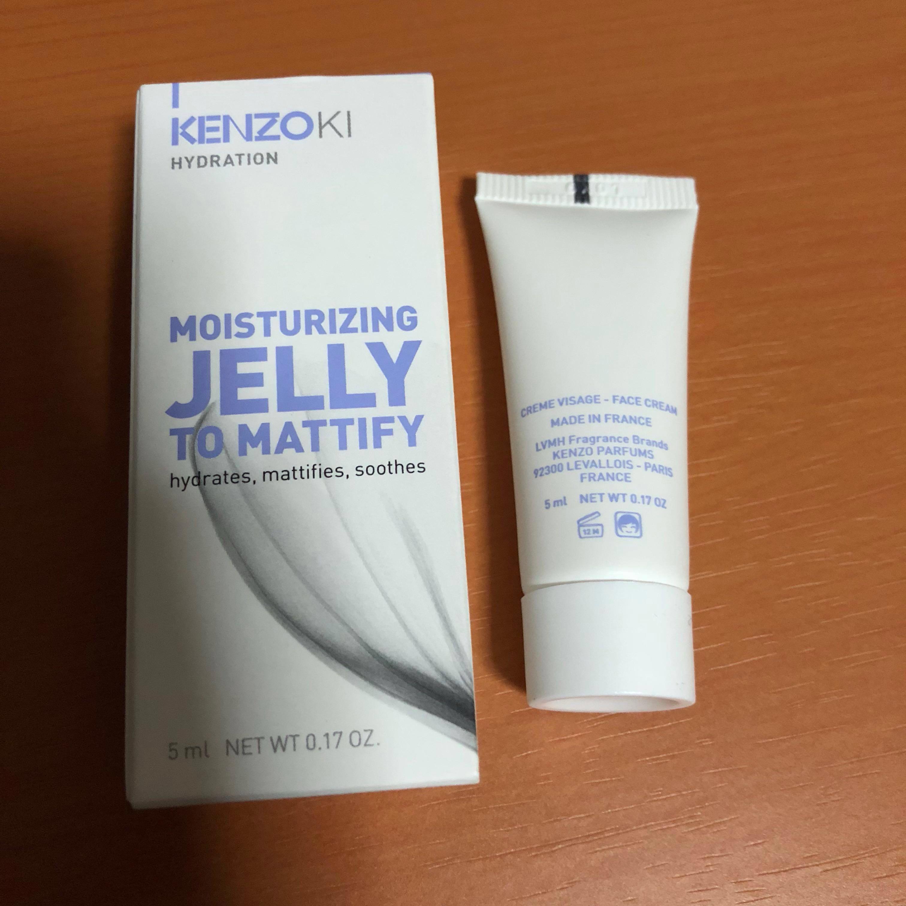 20dc59ac05 Kenzoki Moisturizing Jelly to Mattify, Health & Beauty, Face & Skin Care on  Carousell