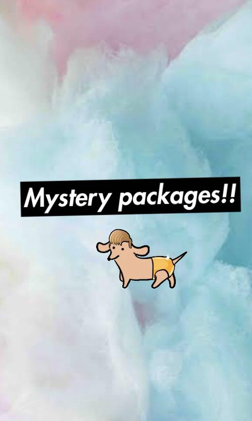 Mystery packages