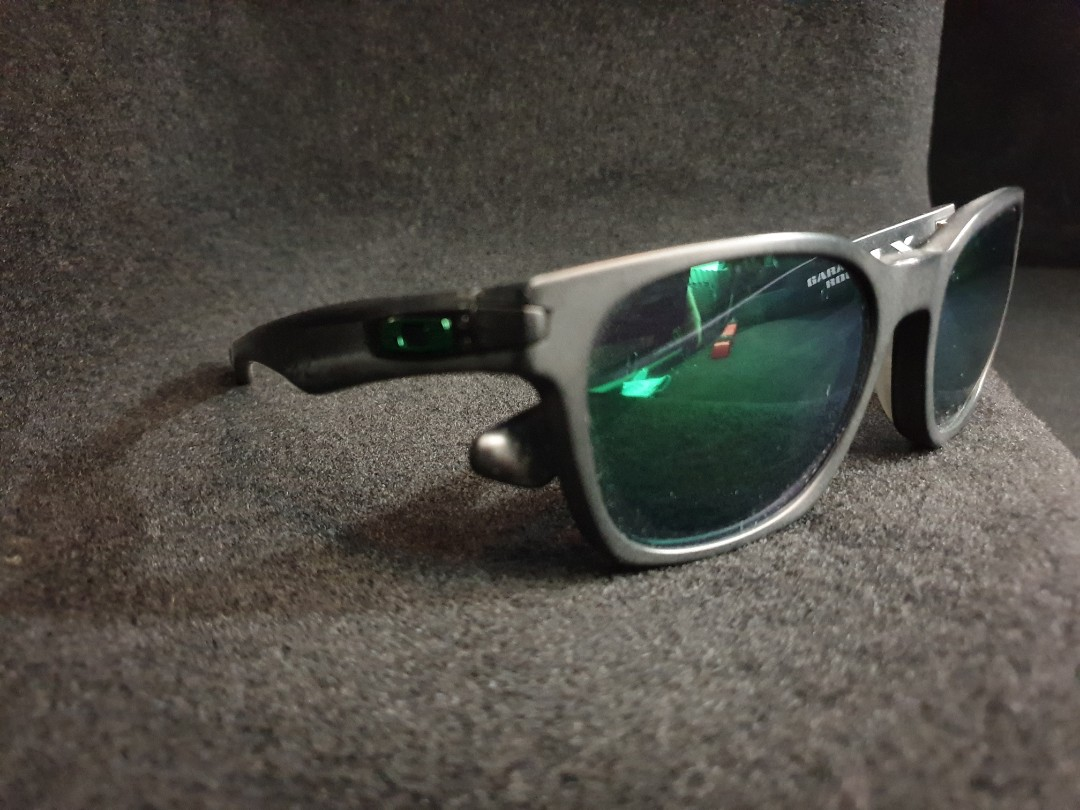 aafd64bae3 Oakley Garage Rock LX - Jade green lens