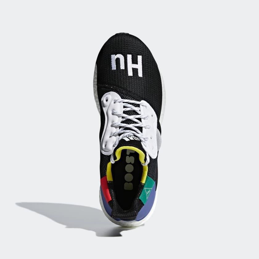 fab9c485660cd Pharrell Williams x Adidas Solar Hu Glide St Shoes