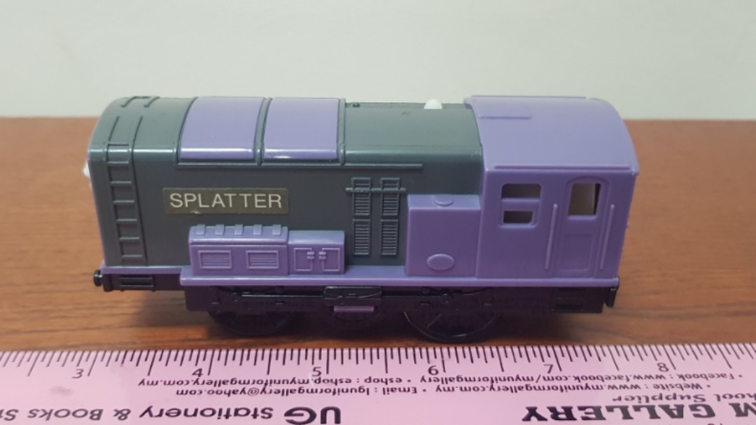 Thomas Friends Trackmaster Splatter Toys Games Other Toys On
