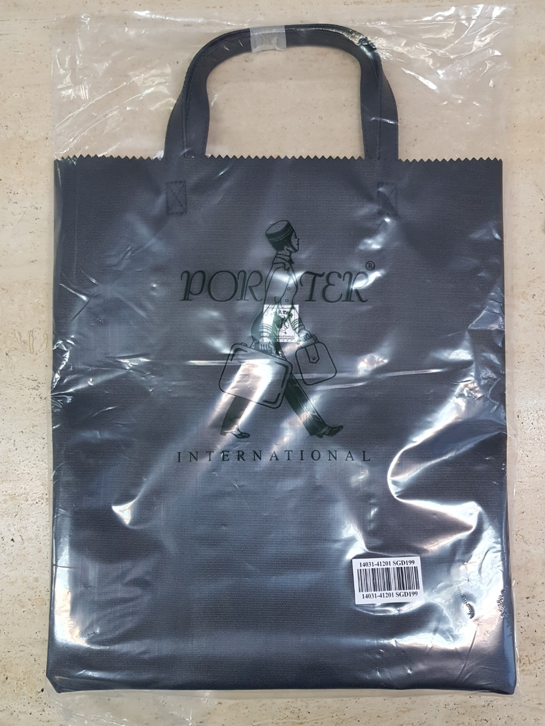 b8a80df18 Porter international tote bag, Luxury, Bags & Wallets, Others on ...