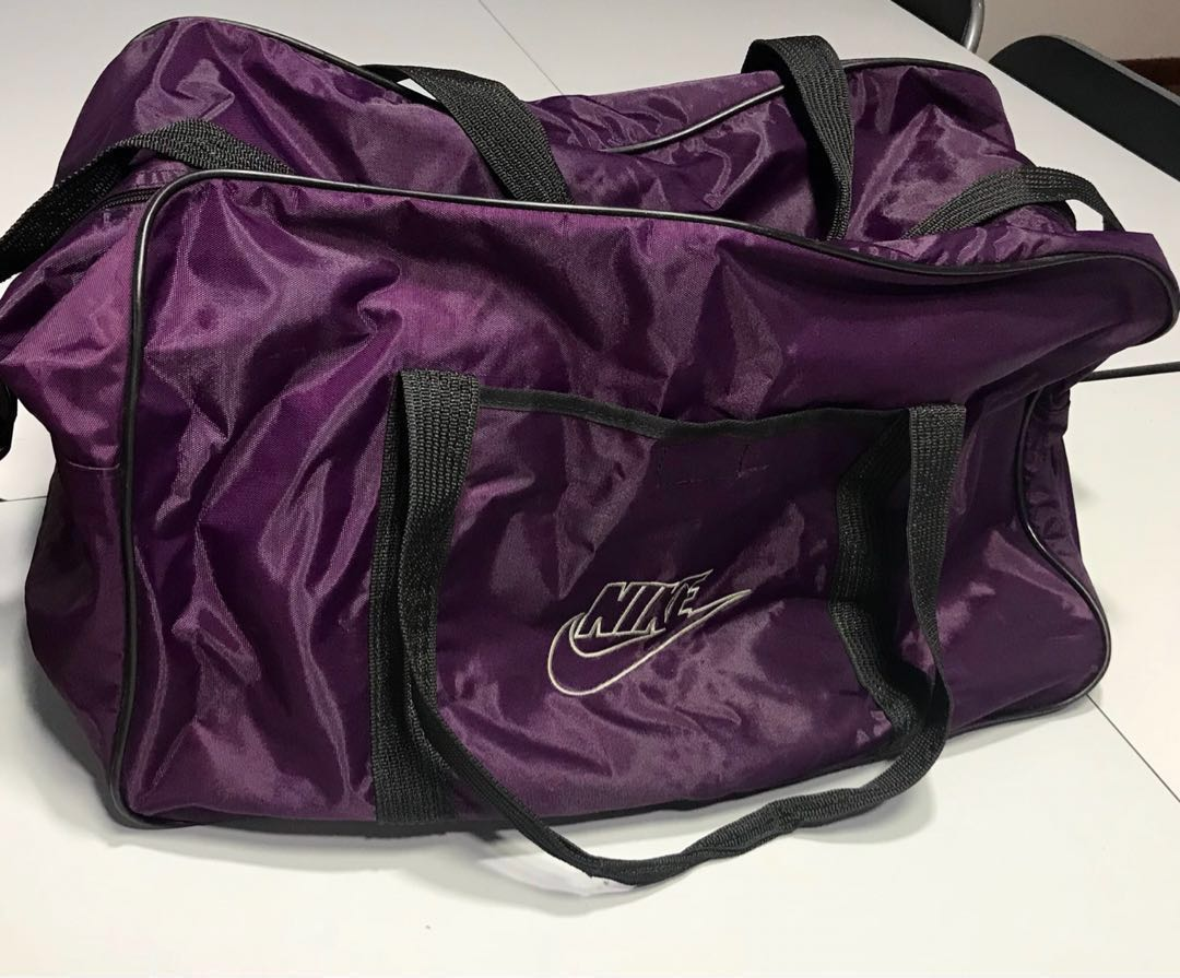 1063a896a8 Price Reduced 🌈Preowned Nike Duffel Bag