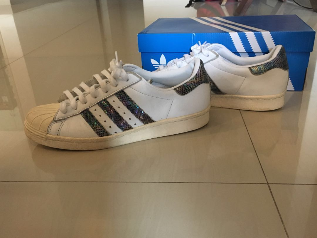 836e239e STEAL] Adidas Superstar 80s LIMITED EDITION, Men's Fashion, Footwear ...