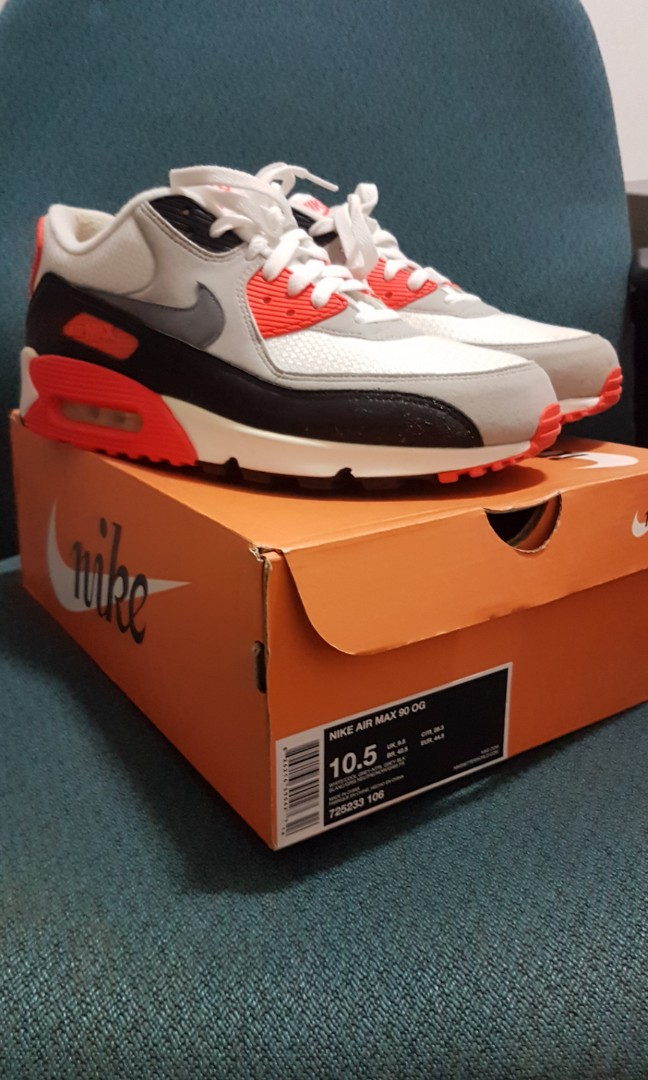 air max 90 infrared kopen