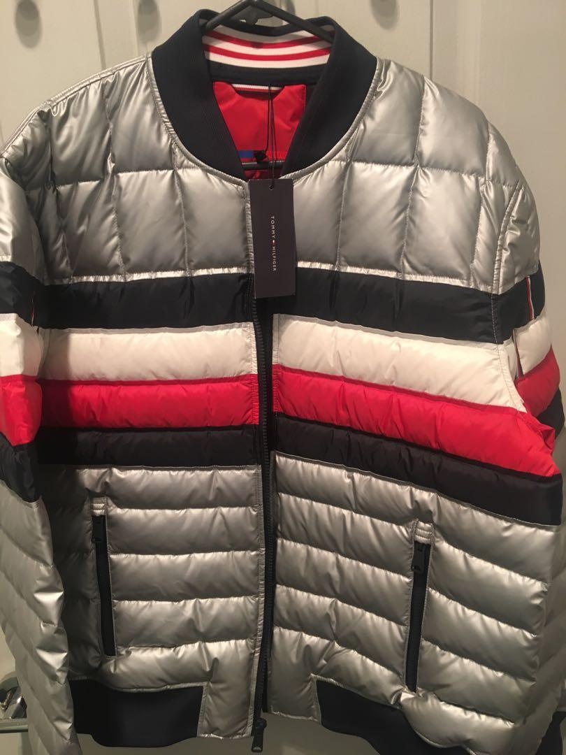 Tommy Hilfiger mens jackets