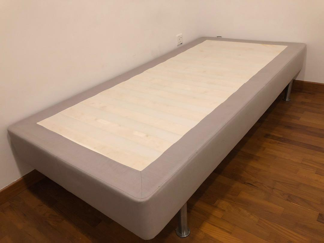super popular babe5 21ea8 Used Ikea Sultan Aksdal Bed Frame, Furniture, Beds ...