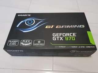 Gigabyte G1 Gaming GTX 970