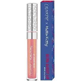 (包郵) Colourpop x hello kitty ultra glossy lip limited edition
