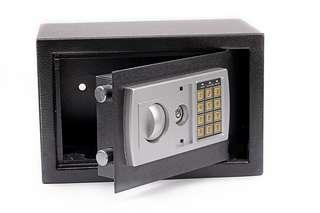 Safe Box cash keypad pin number jewelry safety first in home hotel house