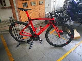 Twitter Fully Carbon Road Bike (Pre booking)