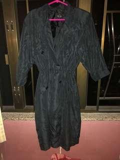 Silk trench coat [SF only]