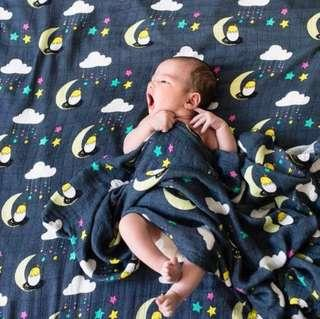 Meeyoo Under the Stars - Tula Single Blanket