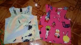 Blouse bundle only+free shipping