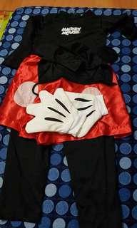 Trick or treat costume - Mickey Mouse 3t