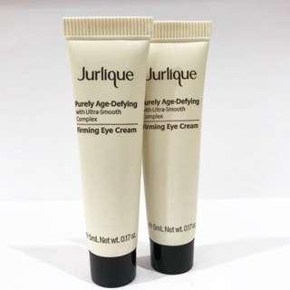 2枝 Jurlique Purely Age-Defying Firming Eye Cream 活機煥肌緊緻眼霜 5ml
