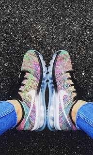 Flyknit Air Max Multi-Color