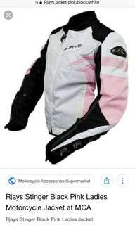 Rjays stinger bike jacket