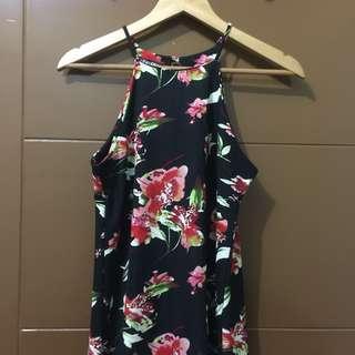 John Briann Floral Dress