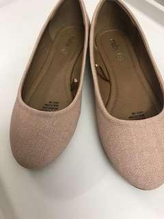 Rubi Flat Shoes Nude Dusty Pink #SEPPAYDAY