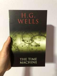 The Time Machine - H G Wells