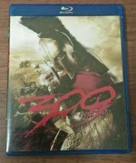 Blu Ray 300