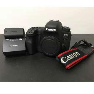 Canon EOS 6D Mark II Digital SLR Camera (Body Only + Original Battery + Battery Charger) 【MADE IN JAPAN】