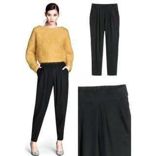 Brand New H&M Basic Black Pants