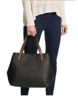 Mango Tote Clasp Shopper Bag #SepPayDay