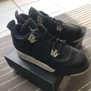 [100% Authentic] Air Jordan 4 Retro BG | US Size 7