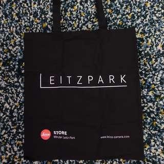 Leica Wetzlar Leitz-Park 限定Tote Bag 環保袋 (送園區介紹書冊) 太古交收