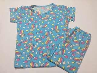 Marshmallow Pajama Set