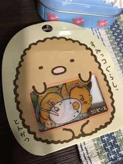 🚚 Sumikko Gurashi transparent stickers