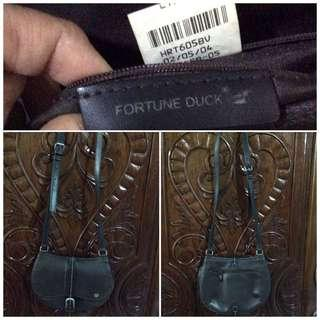 fortune duck brown sling