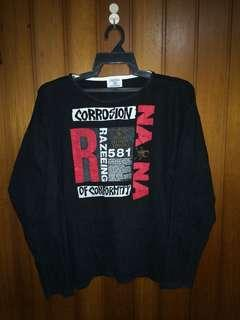 Corrosion of conformity band tee