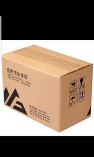 (TEMP not available) Medium Size Recycle Carton Boxes (include delivery)