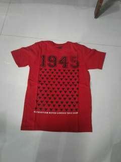 Kaos DAMN I LOVE INDONESIA 1945 SERIES