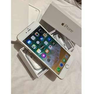 iPhone6 Plus 16gb Gold.