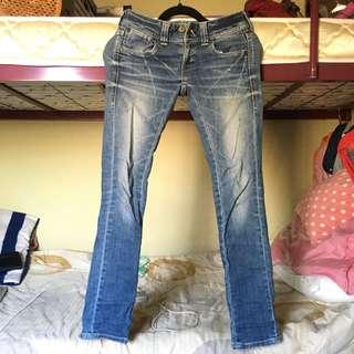Levi's women straight cut