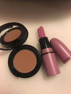 Mac and Bobbi Brown