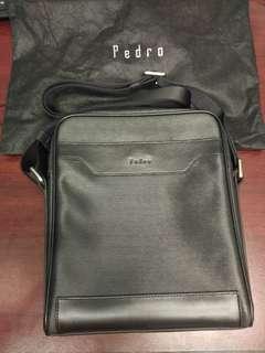 Sling Waist Bag Tas Slempang Pedro Original nt Bally Coach Tumi Adidas