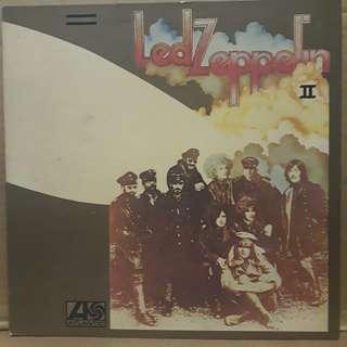 Vinyl Record Led Zapplin (org) 1972