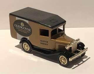 Diecast model car, GLENGOYNE Scotch Whisky, Ford Model A Van, New with box.