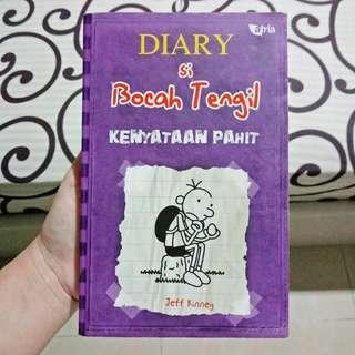 Diary of a Wimpy Kid The Ugly Truth / Diary Si Bocah Tengil Kenyataan Pahit | Novel Humor Komedi Lucu Indonesia Anak