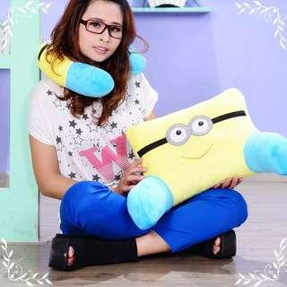 MINIONS Waist Support Pillow