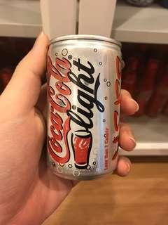 Coca Cola Light Arabian Mini Can