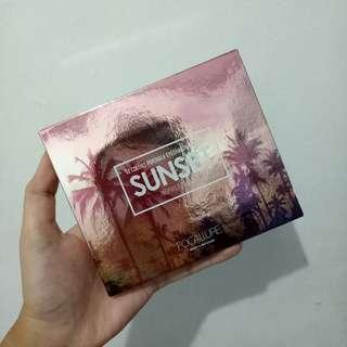 Focallure sunset eyeshadow