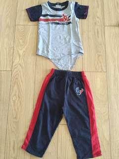 NFL Houston Texans Sleepwear Set