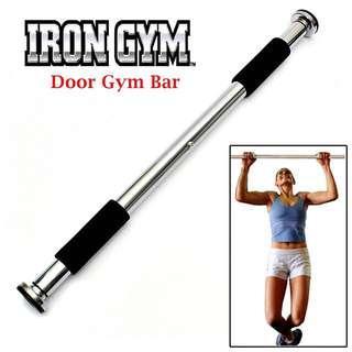 Iron Gym Door Gym Bar