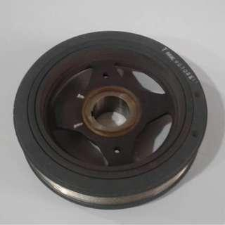 Used original Crank Pulley for Car (汽车曲柄皮带轮)
